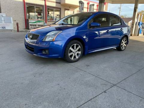 2011 Nissan Sentra for sale at JE Auto Sales LLC in Indianapolis IN