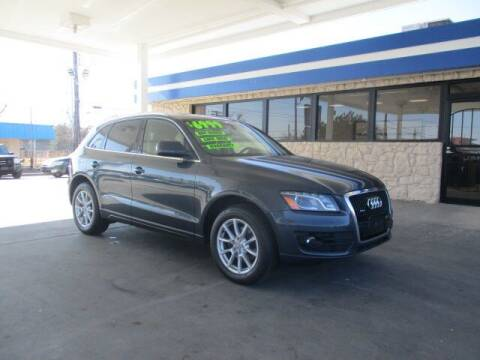 2009 Audi Q5 for sale at CAR SOURCE OKC - CAR ONE in Oklahoma City OK
