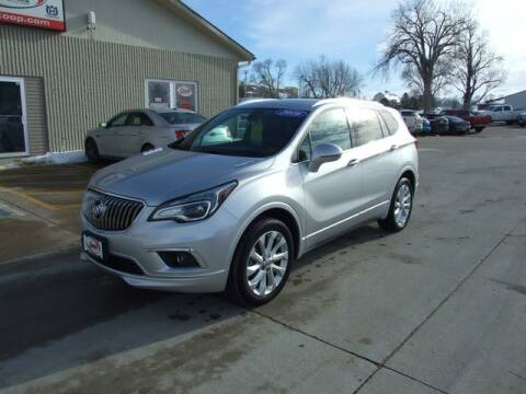 2016 Buick Envision for sale at Koop's Sales and Service in Vinton IA