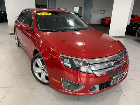2010 Ford Fusion for sale at Auto Mall of Springfield in Springfield IL