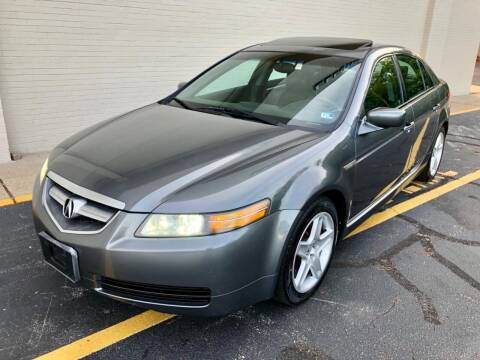 2004 Acura TL for sale at Carland Auto Sales INC. in Portsmouth VA
