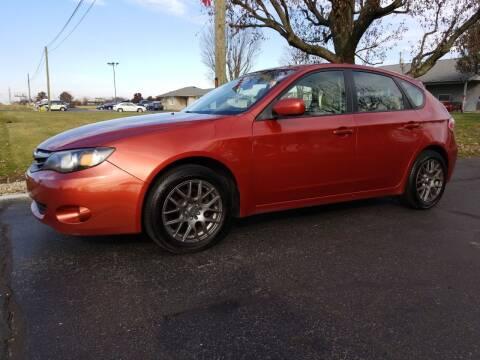 2010 Subaru Impreza for sale at CALDERONE CAR & TRUCK in Whiteland IN