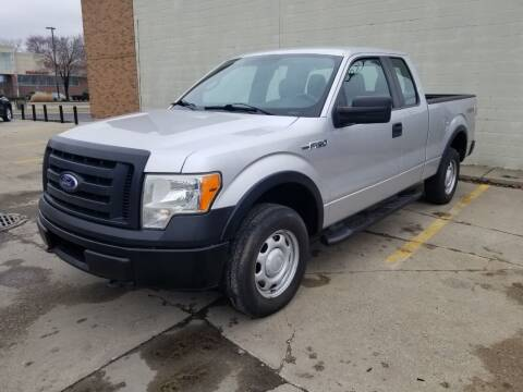 2010 Ford F-150 for sale at Madison Motor Sales in Madison Heights MI