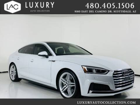 2019 Audi A5 Sportback for sale at Luxury Auto Collection in Scottsdale AZ