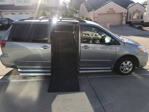 2004 Toyota Sienna for sale at CARS FOR YOU in Lemon Grove CA