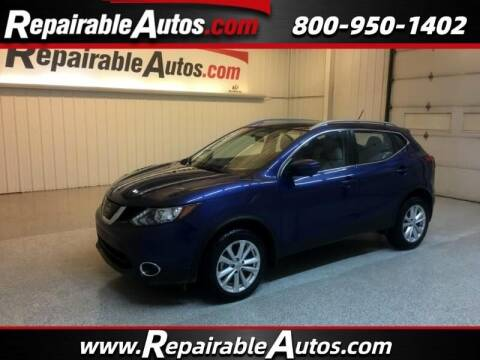 2018 Nissan Rogue Sport for sale at Ken's Auto in Strasburg ND