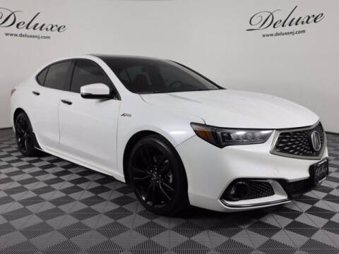 2019 Acura TLX for sale at DeluxeNJ.com in Linden NJ