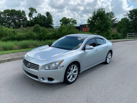 2009 Nissan Maxima for sale at Abe's Auto LLC in Lexington KY