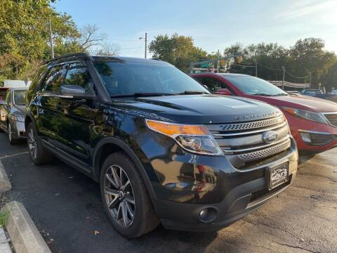 2015 Ford Explorer for sale at WOLF'S ELITE AUTOS in Wilmington DE