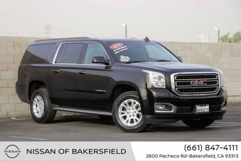 2019 GMC Yukon XL for sale at Nissan of Bakersfield in Bakersfield CA