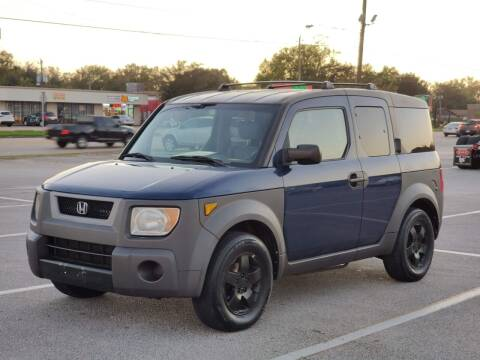2003 Honda Element for sale at Loco Motors in La Porte TX