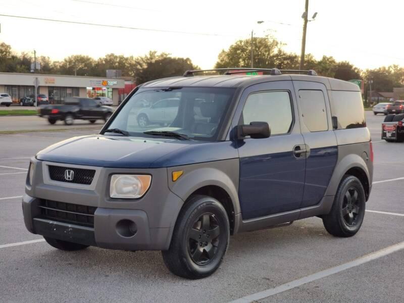 2003 Honda Element for sale at Loco Motors in La Porte TX