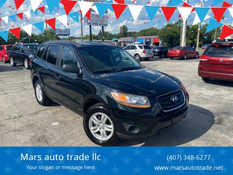 2010 Hyundai Santa Fe for sale at Mars auto trade llc in Kissimmee FL