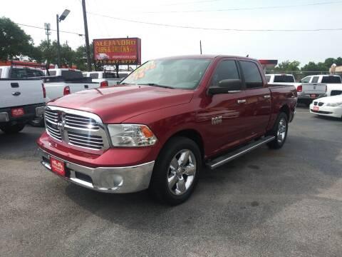 2014 RAM Ram Pickup 1500 for sale at Alejandro Cars & Trucks in Houston TX