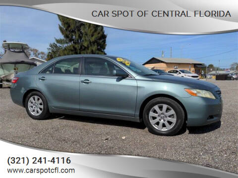 2007 Toyota Camry for sale at Car Spot Of Central Florida in Melbourne FL