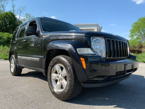 2012 Jeep Liberty for sale at Auto Warehouse in Poughkeepsie NY