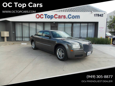 2009 Chrysler 300 for sale at OC Top Cars in Irvine CA