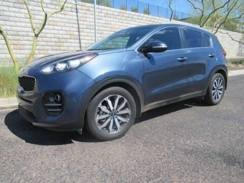 2017 Kia Sportage for sale at MyAutoJack.com @ Auto House in Tempe AZ