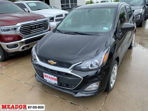 2019 Chevrolet Spark for sale at Meador Dodge Chrysler Jeep RAM in Fort Worth TX