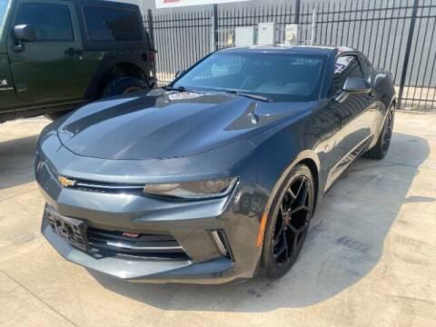 2016 Chevrolet Camaro for sale at Eurospeed International in San Antonio TX