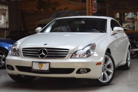 2008 Mercedes-Benz CLS for sale at Chicago Cars US in Summit IL