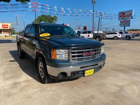 2011 GMC Sierra 1500 for sale at Russell Smith Auto in Fort Worth TX