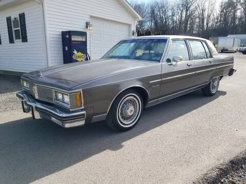 1983 Oldsmobile Ninety-Eight for sale at STARRY'S AUTO SALES in New Alexandria PA