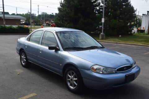 1998 Ford Contour for sale at NEW 2 YOU AUTO SALES LLC in Waukesha WI