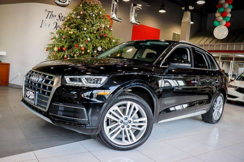 2018 Audi Q5 for sale at Quality Auto Center in Springfield NJ