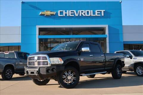 2010 Dodge Ram Pickup 2500 for sale at Lipscomb Auto Center in Bowie TX