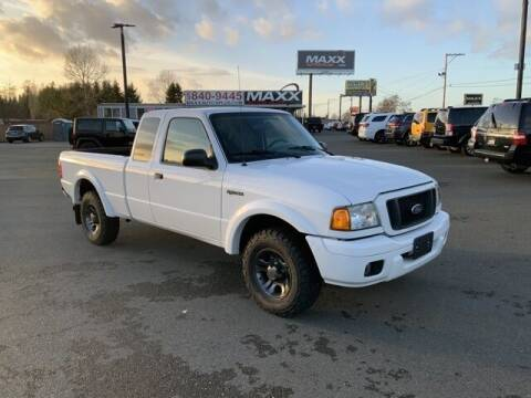 2005 Ford Ranger for sale at Maxx Autos Plus in Puyallup WA