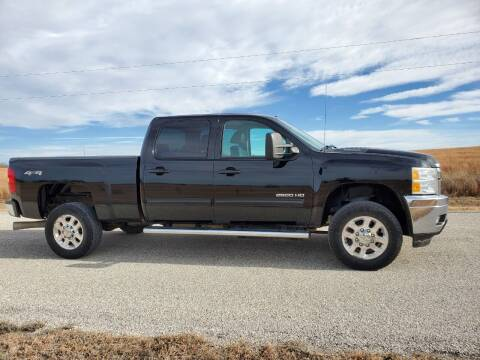 2014 Chevrolet Silverado 2500HD for sale at TNT Auto in Coldwater KS