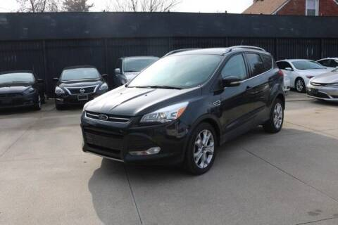2015 Ford Escape for sale at F & M AUTO SALES in Detroit MI