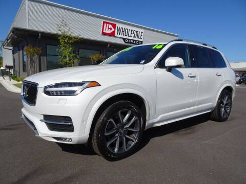 2016 Volvo XC90 for sale at Wholesale Direct in Wilmington NC