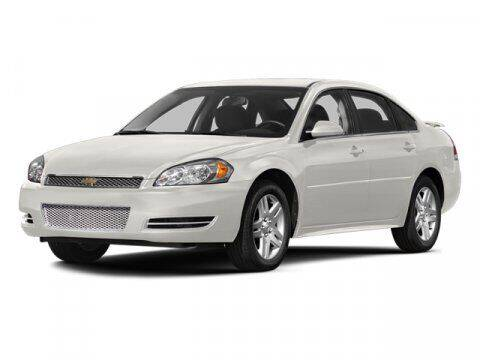 2014 Chevrolet Impala Limited for sale at Stephen Wade Pre-Owned Supercenter in Saint George UT