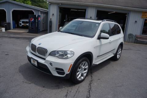 2013 BMW X5 for sale at Autos By Joseph Inc in Highland NY