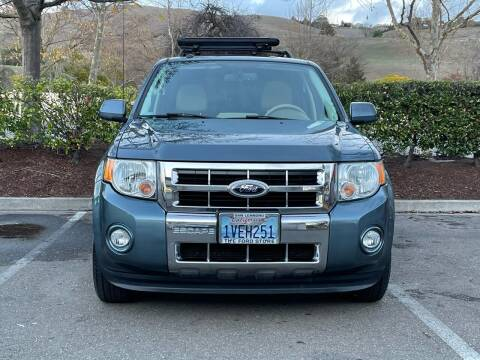 2012 Ford Escape for sale at CARFORNIA SOLUTIONS in Hayward CA