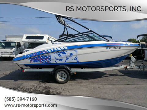 2015 Yamaha AR192 for sale at RS Motorsports, Inc. in Canandaigua NY
