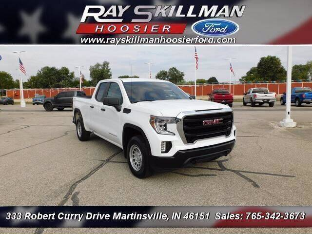 2019 GMC Sierra 1500 for sale at Ray Skillman Hoosier Ford in Martinsville IN