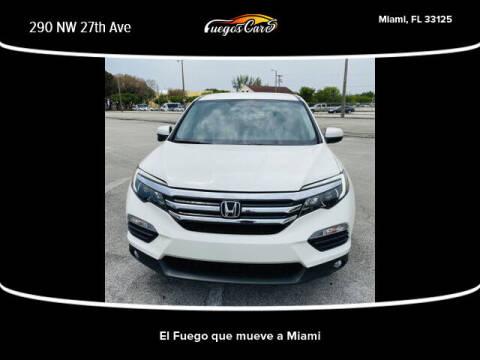 2018 Honda Pilot for sale at Fuego's Cars in Miami FL
