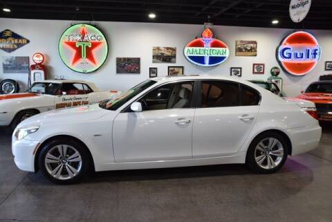 2009 BMW 5 Series for sale at Choice Auto & Truck Sales in Payson AZ