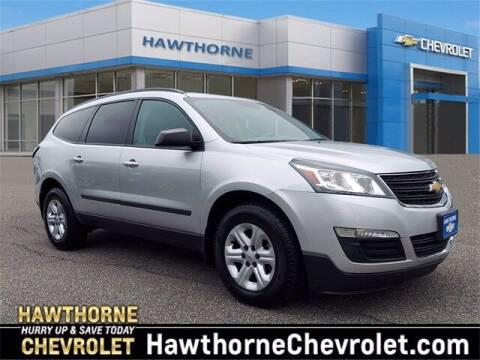 2017 Chevrolet Traverse for sale at Hawthorne Chevrolet in Hawthorne NJ