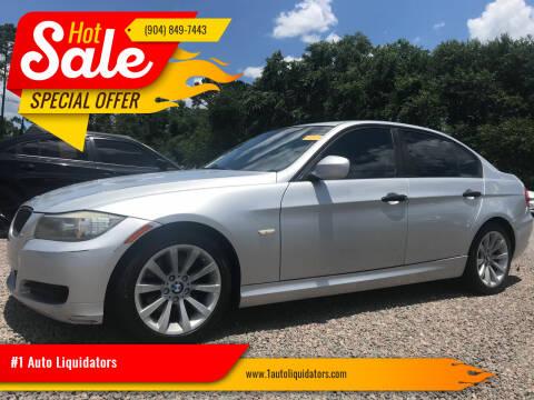 2009 BMW 3 Series for sale at #1 Auto Liquidators in Yulee FL