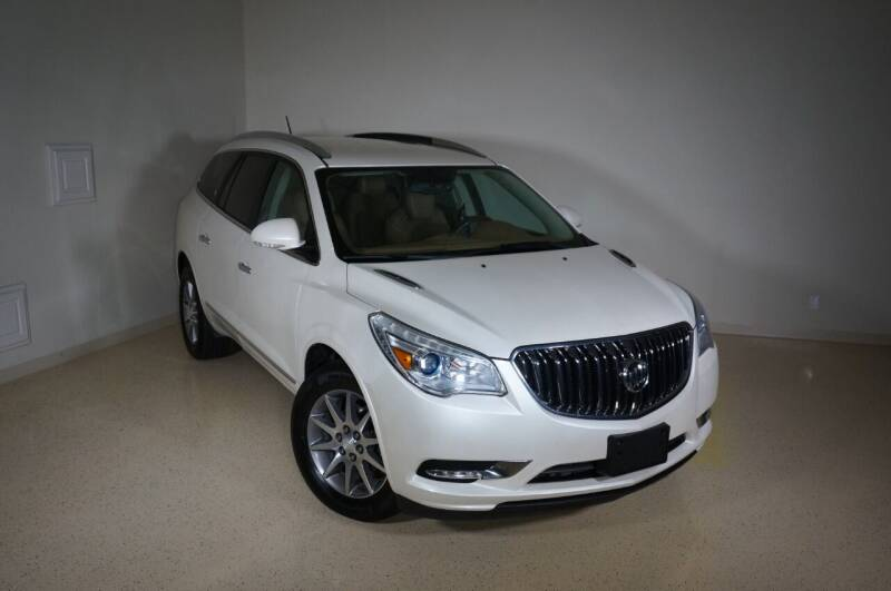 2014 Buick Enclave for sale at TopGear Motorcars in Grand Prarie TX