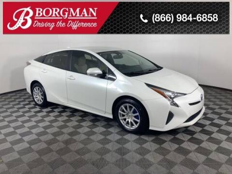 2016 Toyota Prius for sale at BORGMAN OF HOLLAND LLC in Holland MI