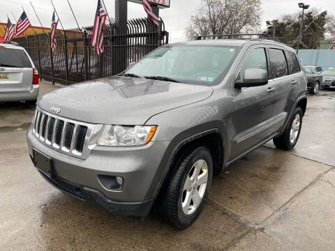 2012 Jeep Grand Cherokee for sale at Gus's Used Auto Sales in Detroit MI