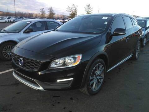 2018 Volvo V60 Cross Country for sale at Euro Auto in Overland Park KS