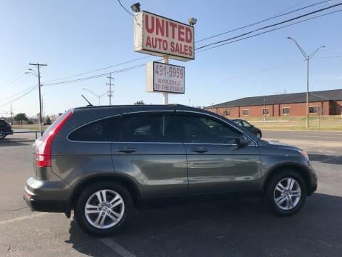 2011 Honda CR-V for sale at United Auto Sales in Oklahoma City OK