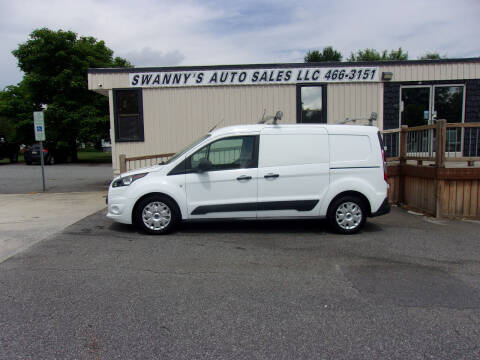 2015 Ford Transit Connect Cargo for sale at Swanny's Auto Sales in Newton NC