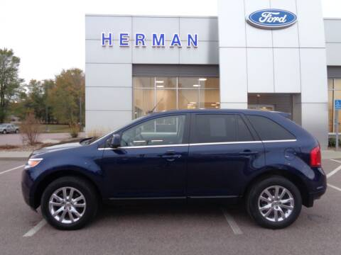 2011 Ford Edge for sale at Herman Motors in Luverne MN